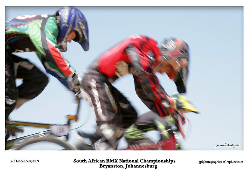 BMX Nationals by Paul Lindenberg