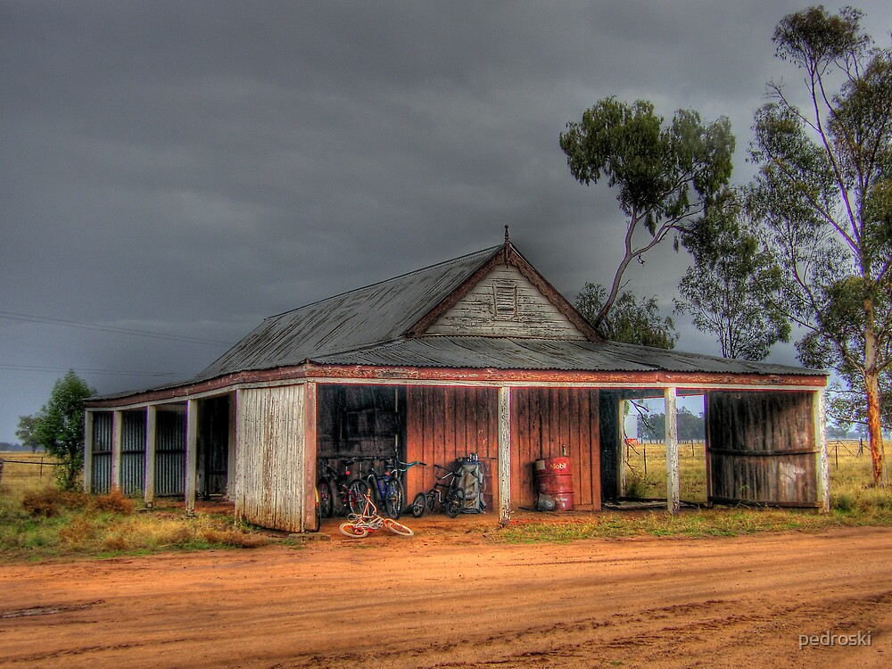 Wilber Stables by pedroski