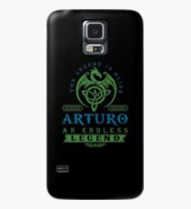 Legend T-shirt - Legend Shirt - Legend Tee - ARTURO An Endless Legend Case/Skin for Samsung Galaxy