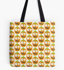 Happy Pumpkin Tote Bag