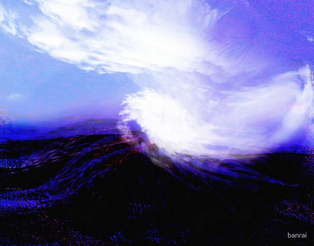 turbulent cloud...  by banrai