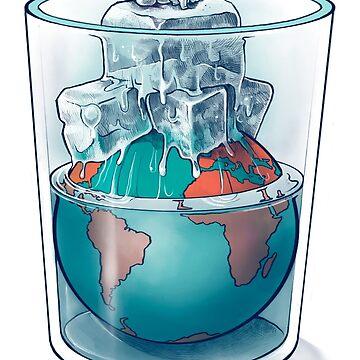 Save the Artic by MoisEscudero