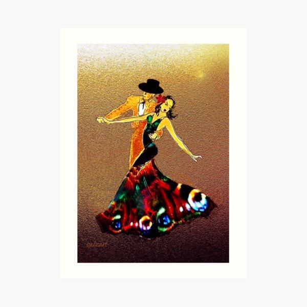 La Fiesta  Art Print