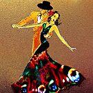 La Fiesta  by Valerie Anne Kelly