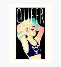 Queer Art Print