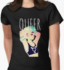 Queer Women's Fitted T-Shirt