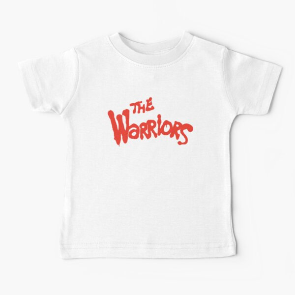 Warriors Come Out to Play  Baby T-Shirt