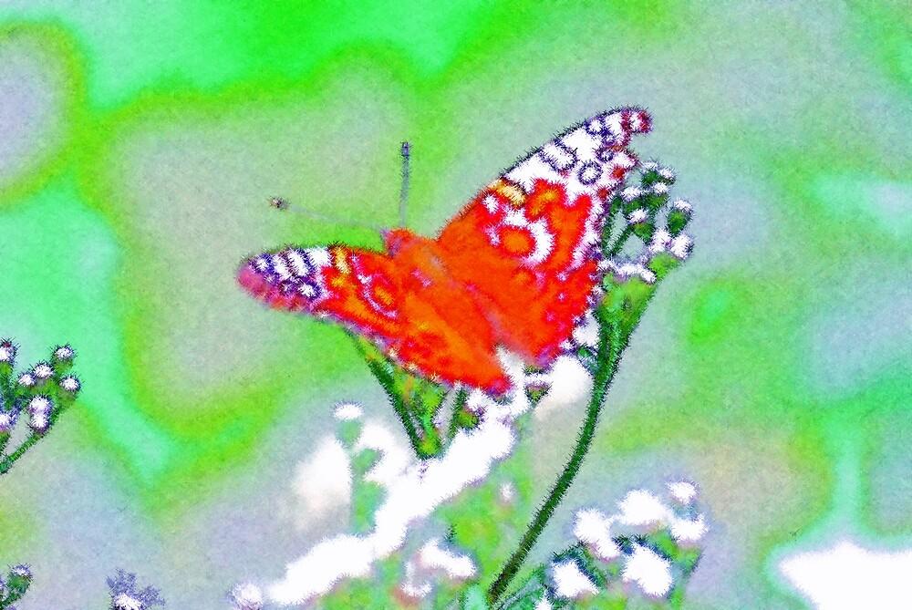 butterfly # 3 by BlikART