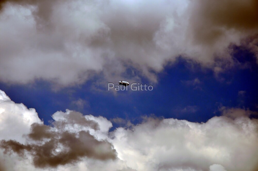 Up, Up, and Away! by Paul Gitto