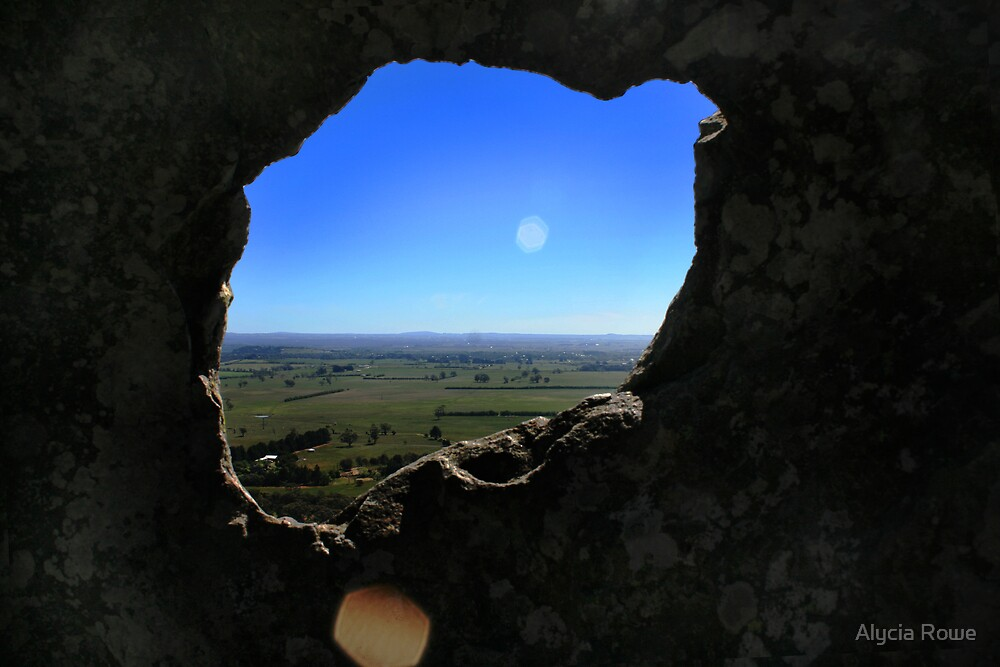 Hole In The Wall by Alycia Rowe