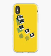 PolaBooid iPhone Case
