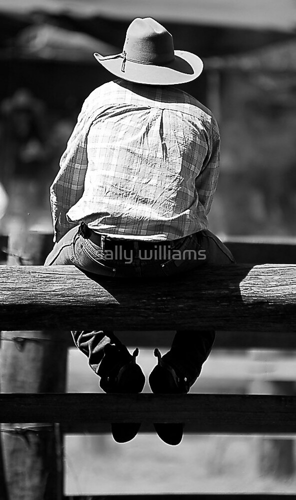 Just sittin' by sally williams