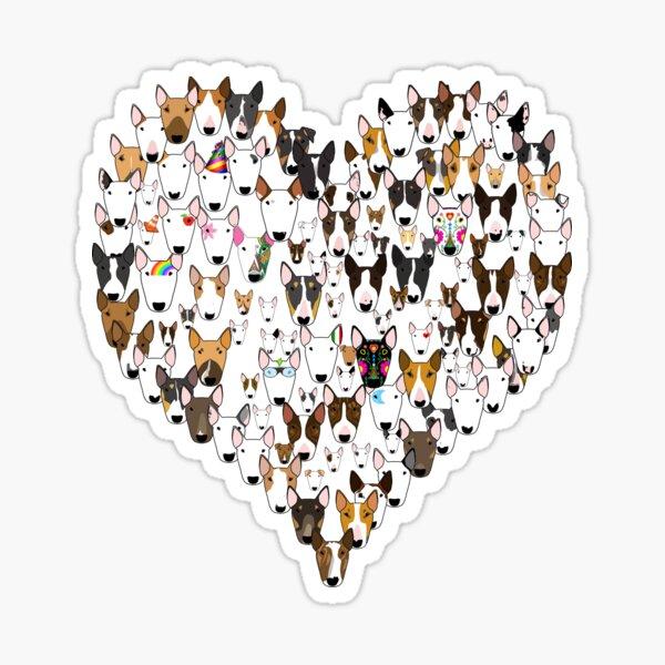Bully Love Sticker