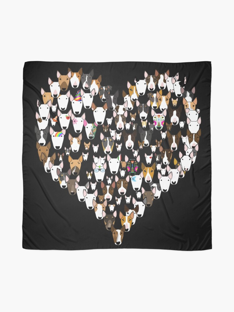 Alternate view of Bully Love Scarf