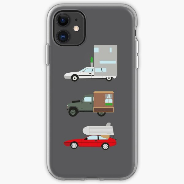 The Caravan Challenge iPhone Soft Case