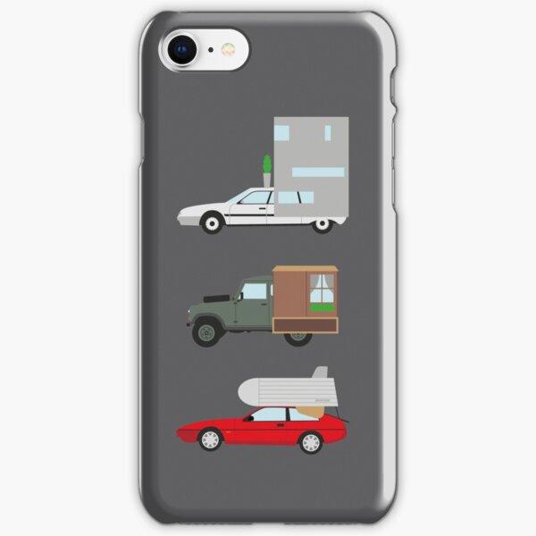 The Caravan Challenge iPhone Snap Case