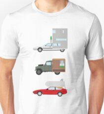 The Caravan Challenge Unisex T-Shirt