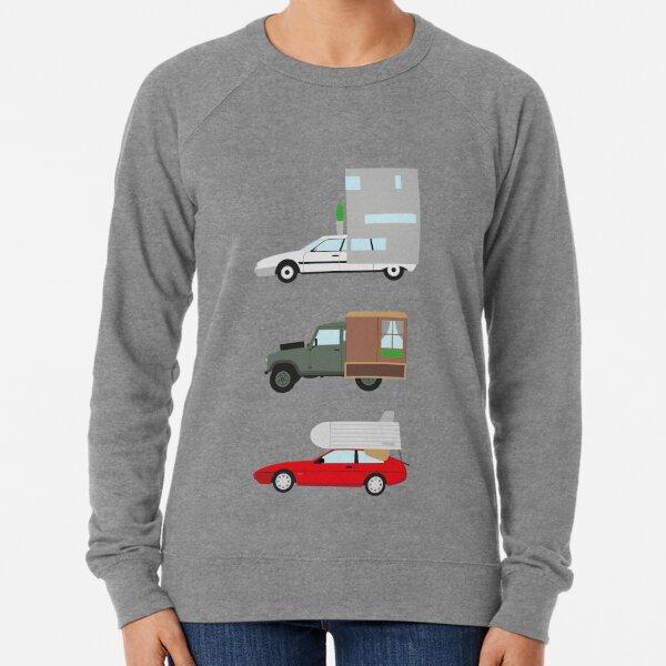 The Caravan Challenge Lightweight Sweatshirt