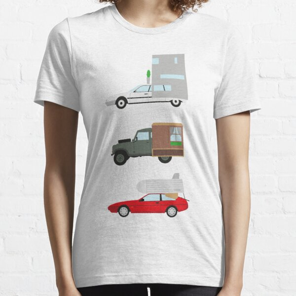 The Caravan Challenge Essential T-Shirt