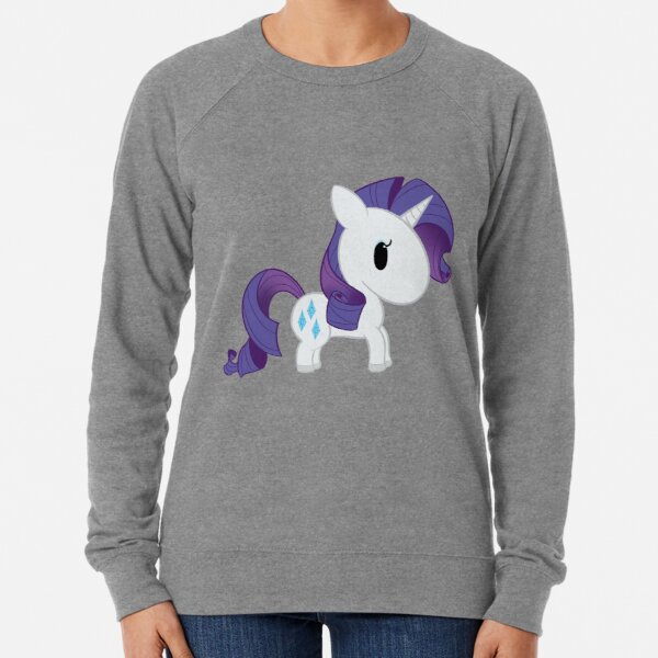 Chibi Rarity Lightweight Sweatshirt