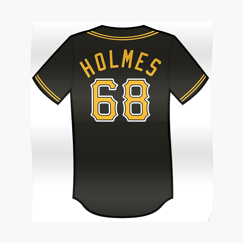 Clay Holmes Jersey Poster