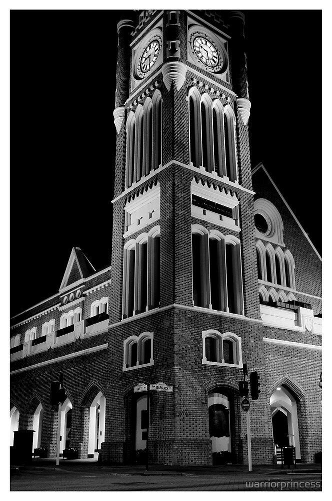 Perth Town Hall by warriorprincess