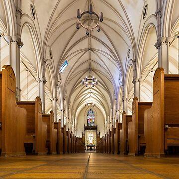 St. Basil's Catholic Church 2 by baneling