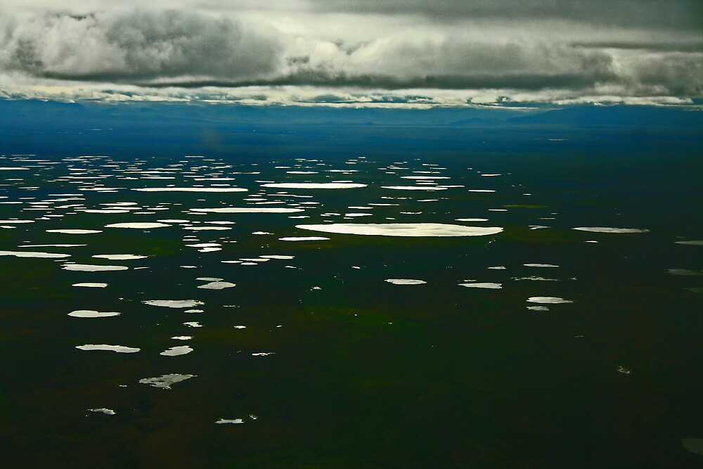 Lakes of Alaska by MikeFancher
