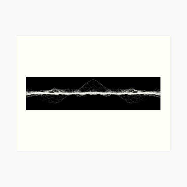 Perlin Noise 001 Impression artistique