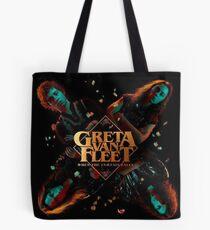 Greta Van Fleet When The Curtain Falls Tote Bag
