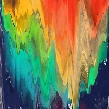 Pixel Sorting 67 by ChrisButler