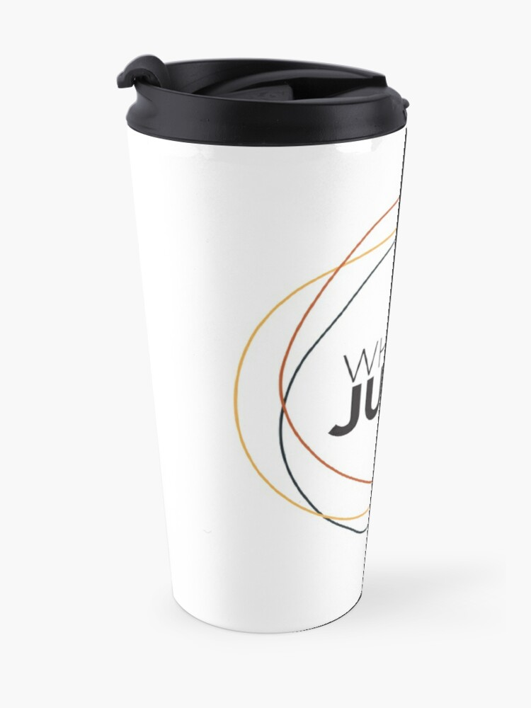 Alternate view of When To Jump Travel Mug