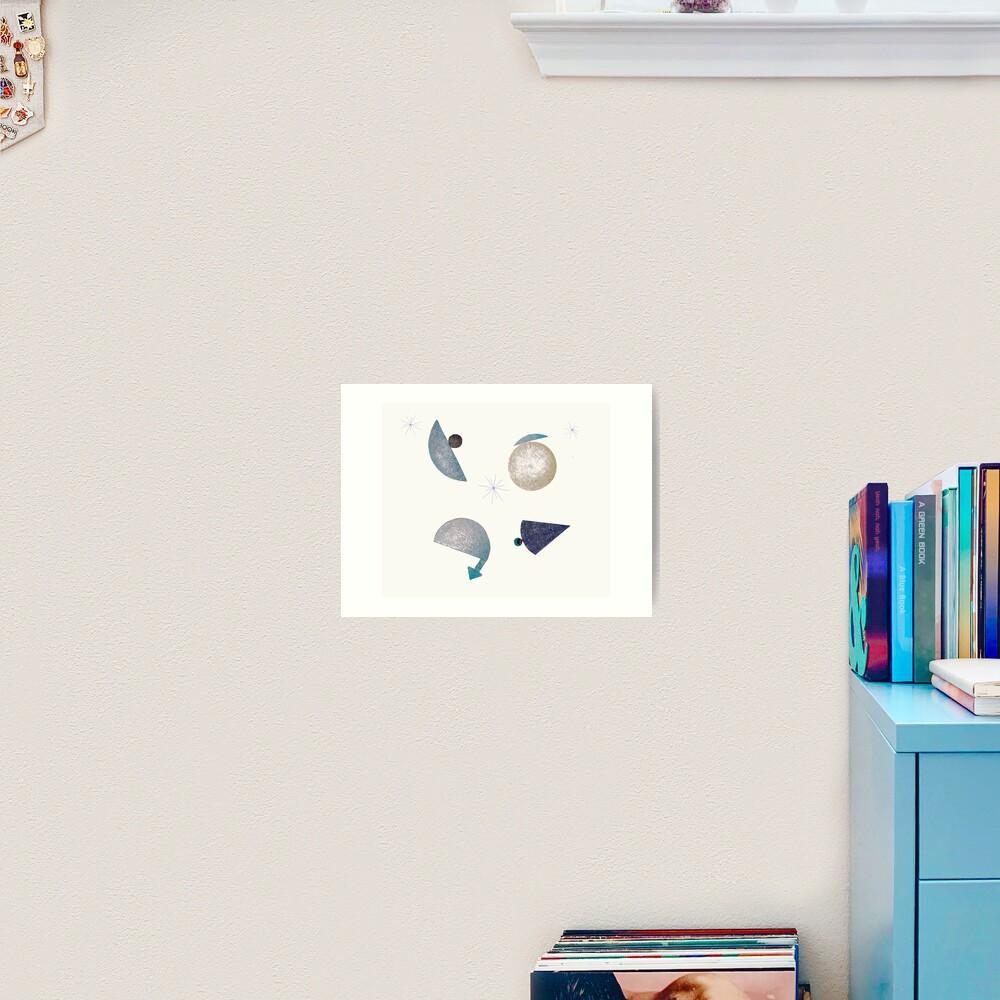 Dreams of Klee Art Print