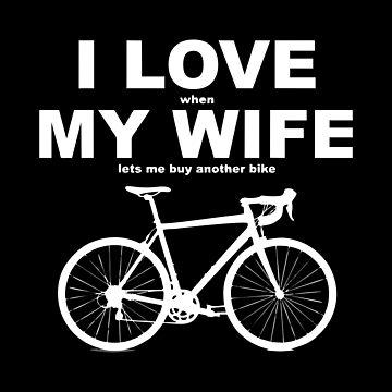 I Love My Wife by irfanbacem