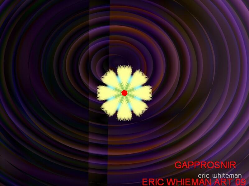 ( GAPPROSINR )  ERIC WHITEMAN  by eric  whiteman