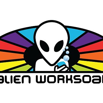 Alien Worksoap by cungtudaeast