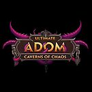 Ultimate ADOM Logo (small) by ADOMgame