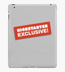 Vinilo o funda para iPad Kickstarter Exclusive!