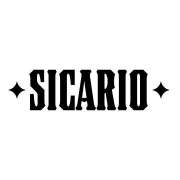 Sicario Black by lukassfr