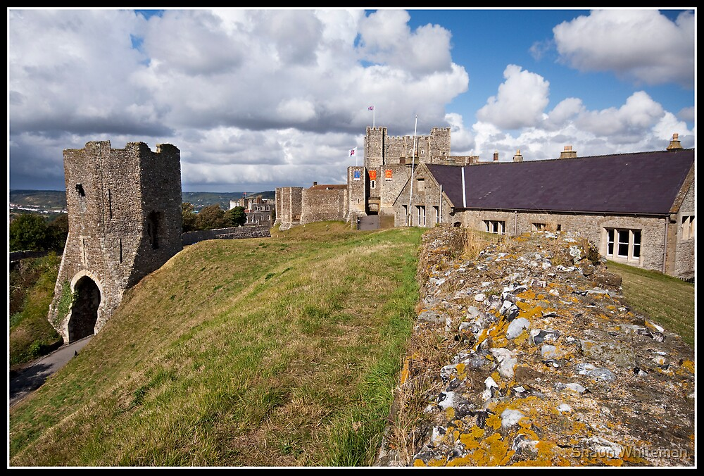 Dover Castle by Shaun Whiteman