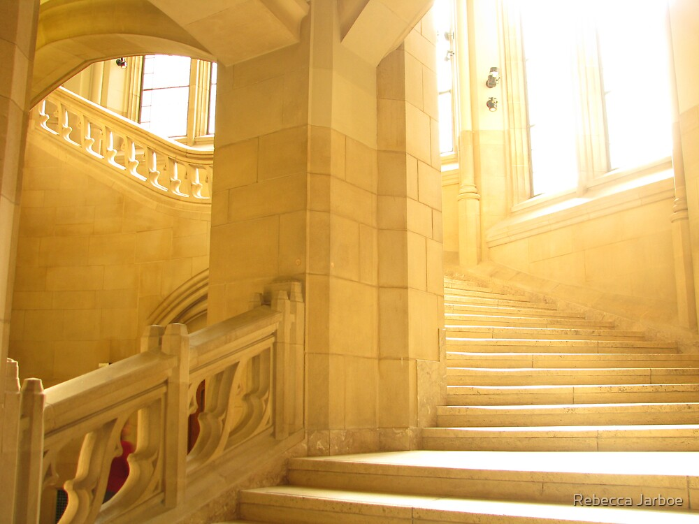 The Stairs by Rebecca Jarboe