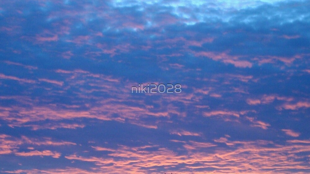 Night Time Blues - Lincolnshire by niki2028