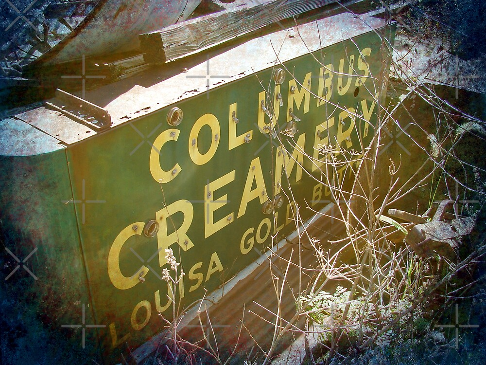 Columbus Creamery by angelandspot