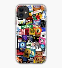 Musicals Collage II iPhone Case