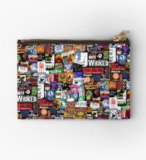 Bolso de mano Collage de musicales II