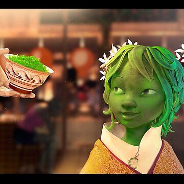 Jade by goblinight