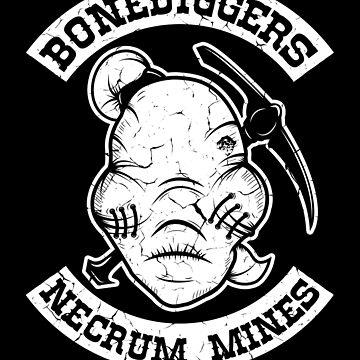 Bonediggers by spazzynewton