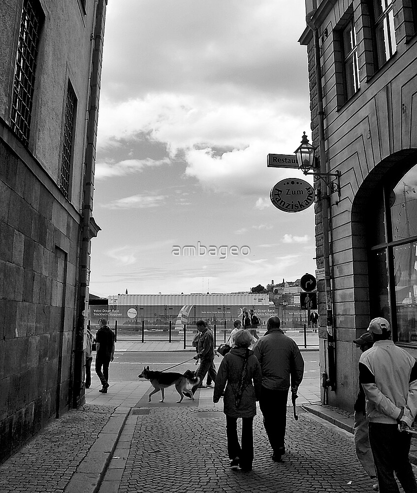 Stockholm by ambageo