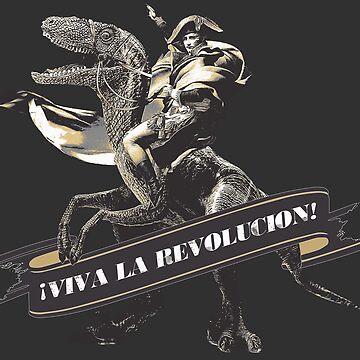 Napoleon Rex by CreativeSpero