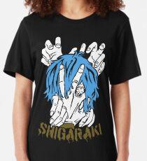 Boku No Hero Academia - Shigaraki Tomura Slim Fit T-Shirt